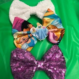 Accessories - 3 set of bows